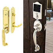 Decorative Door Hardware