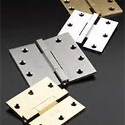 Hinges - All Sizes/Finishes