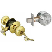 Knob Locks & Deadbolts