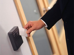 Card, Fob & Pushbutton Access Control Systems