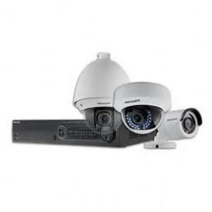 Hi-Def IP Camera Surveillance System