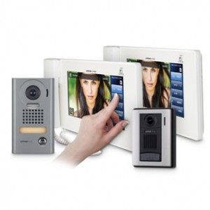 Intercom & Visual Intercom Systems w/ Door Release