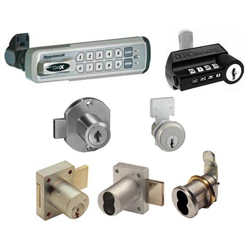 Cabinet & Desk Locks