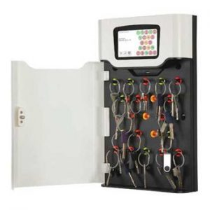 Electronic Stand Alone Key Management System