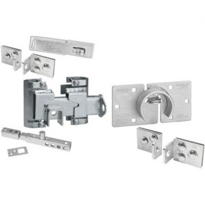 Hasps & Locking Bolts