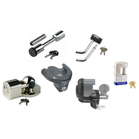 Hitch & Receiver Locks