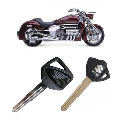 Motorcyle Keys