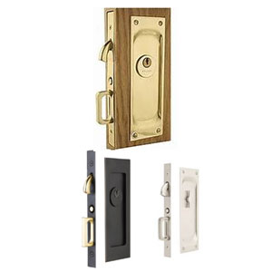 Pocket Door Pulls & Locks