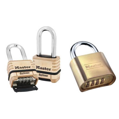 ProSeries® Brass Resettable Combination