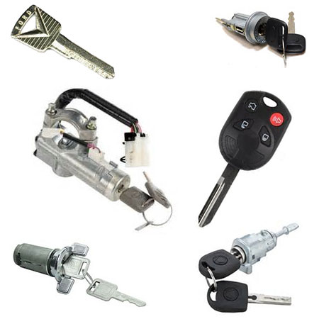 Automotive Keys for All Types of Vehicles